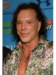 Mickey Rourke Profile Photo