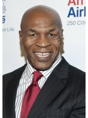 Mike Tyson Profile Photo