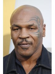 Mike Tyson Profile Photo