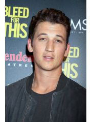 Miles Teller Profile Photo