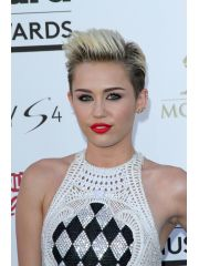 Miley Cyrus Profile Photo