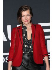 Milla Jovovich Profile Photo