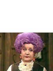 Mollie Sugden Profile Photo