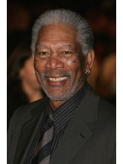 Morgan Freeman Profile Photo
