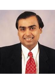 Mukesh Ambani Profile Photo