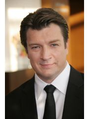 Nathan Fillion Profile Photo