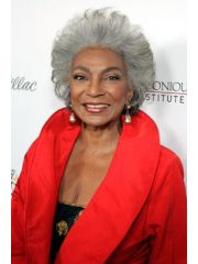 Nichelle Nichols Profile Photo