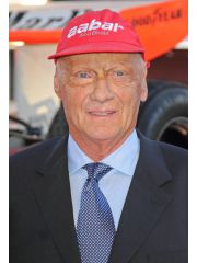 Niki Lauda Profile Photo