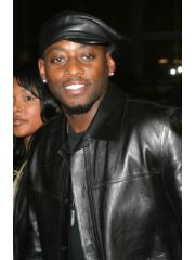 Omar Epps Profile Photo