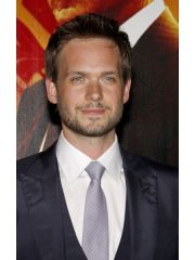 Link to Patrick J.  Adams' Celebrity Profile