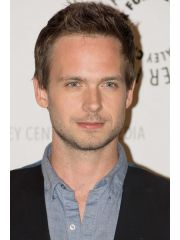 Patrick J.  Adams Profile Photo