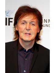 Paul McCartney Profile Photo