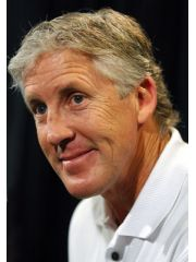 Pete Carroll Profile Photo