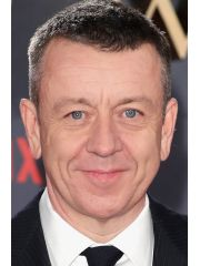 Peter Morgan Profile Photo