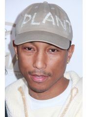 Pharrell Williams Profile Photo