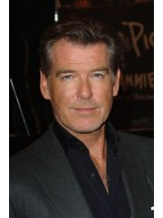 Pierce Brosnan Profile Photo