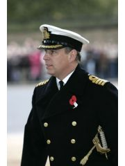 Prince Andrew, Duke of York Profile Photo