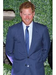Prince Harry Profile Photo