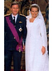 Prince Philippe of Belgium Profile Photo