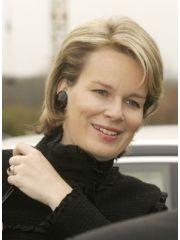 Princess Mathilde of Belgium Profile Photo