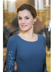 Queen Letizia of Spain Profile Photo