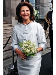 Queen Silvia of Sweden Profile Photo