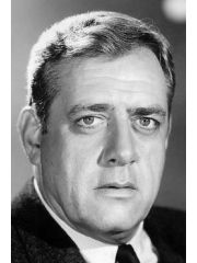 Raymond Burr Profile Photo