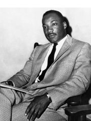 Rev. Dr. Martin Luther King, Jr. Profile Photo