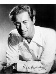 Rex Harrison Profile Photo
