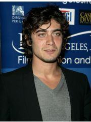Riccardo Scamarcio Profile Photo