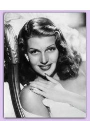Rita Hayworth Profile Photo