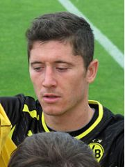 Robert Lewandowski Profile Photo