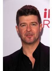 Link to Robin Thicke's Celebrity Profile
