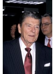 Ronald Reagan Profile Photo