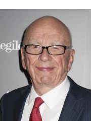 Rupert Murdoch Profile Photo