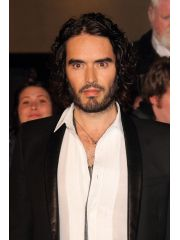 Russell Brand Profile Photo