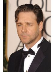 Russell Crowe Profile Photo