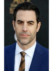 Sacha Baron Cohen Profile Photo