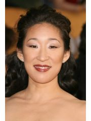 Sandra Oh Profile Photo