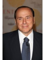Silvio Berlusconi Profile Photo