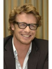 Simon Baker Profile Photo