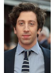 Simon Helberg Profile Photo