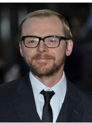 Simon Pegg Profile Photo