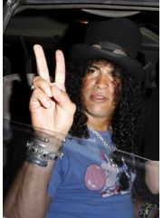Slash Profile Photo