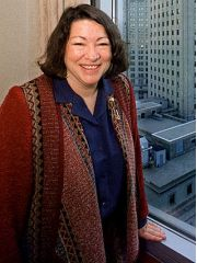 Sonia Sotomayor Profile Photo