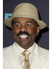 Steve Harvey Profile Photo