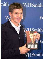 Steven Gerrard Profile Photo