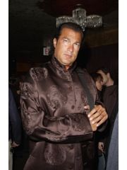Steven Seagal Profile Photo