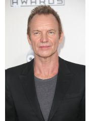 Sting Profile Photo