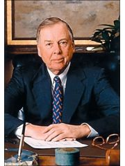 T Boone Pickens Profile Photo